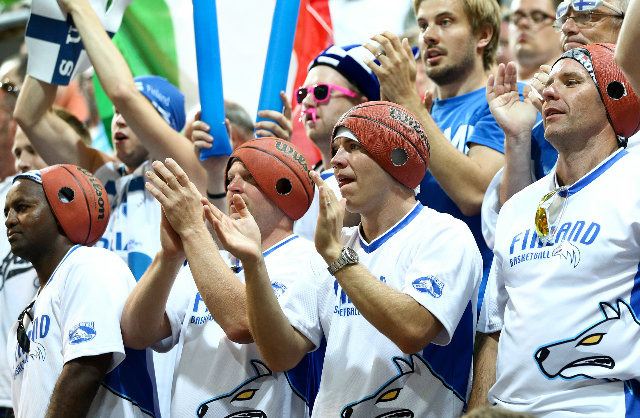 Susijengi fanit / ©Ville Vuorinen / NO UNPAID USE ALLOWED /